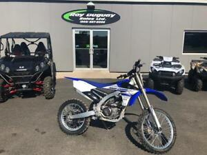 2016 Yamaha YZ250FX REDUCED TO $4,999!!!
