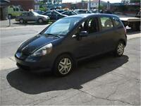 2008 Honda Fit DX