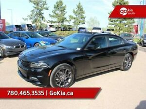 2018 Dodge Charger GT; AWD, LEATHER, SUNROOF, HEATED/VENTED SEAT