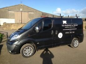 Vauxhall Vivaro Sportive NO VAT, lots of extras, looks amazing