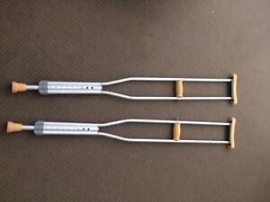 Crutches for sale Mount Hutton Lake Macquarie Area Preview