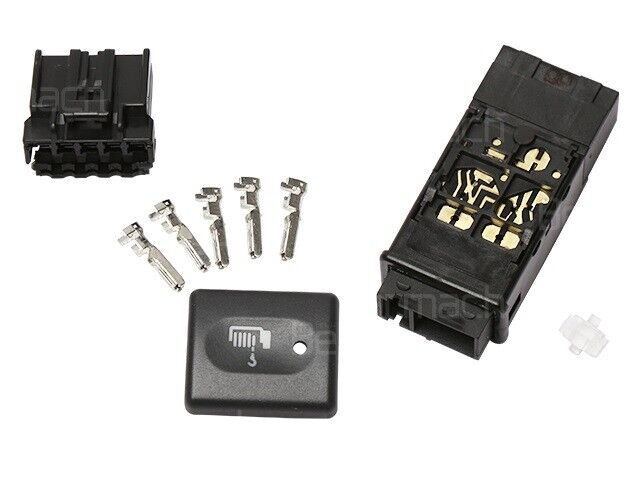 Genuine Style BA 10302 Bearmach Winch Switch Kit for Land Rover Defender