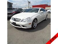 CLS 550 2010 LUXUEUSE ET SPORTIVE PREMUIM PACKAGE/ NAVIGATION+++