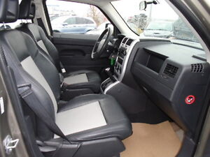 2008 JEEP PATRIOT SPORT-LEATHER--ONE OWNER---106,000KM Edmonton Edmonton Area image 14