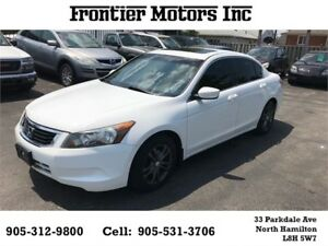2008 Honda Accord Sdn EX-L