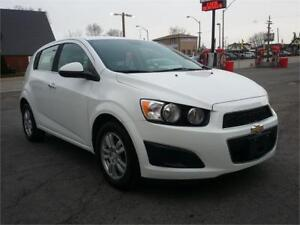 2013 Chevrolet Sonic LT, Excellent Condition, Loaded, Low km!!!