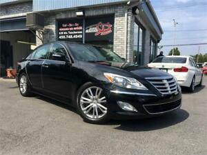 2012 Hyundai Genesis Sedan w/Technology Pkg 3.8L V6