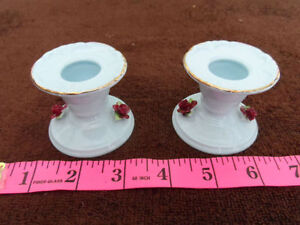 Set of Candle Holders