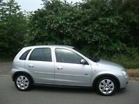 1246cc DIESEL CORSA 5 DOOR ONLY £30 PER YEAR ROAD TAX