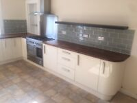 Second hand Kitchen units (floor standing) for sale