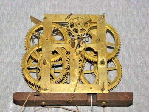 Antique Seth Thomas Ogee Clock Movement