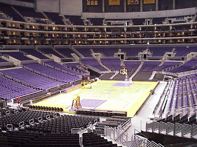 LOS ANGELES LAKERS vs GOLDEN STATE WARRIORS 2 TICKETS 01/21 SECTION 216