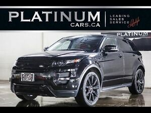 2013 Land Rover Range Rover Evoque Dynamic, Black Editi