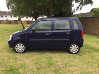 VAUXHALL AGILA 1.0 12V EXPRESSION LOW MILEAGE / LADY OWNED FOR LAST 8 YEARS