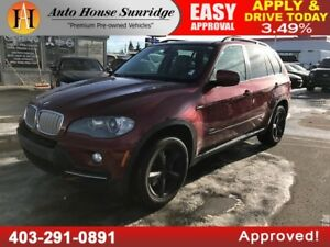 2009 BMW X5 AWD DIESEL 7 PASSENGER BLACK FRIDAY SPECIAL!!!