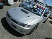 1997 Mitsubishi Lancer CE MR Silver 4 Speed Automatic Sedan Yeerongpilly Brisbane South West Preview