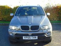BMW X5 3.0 D SPORT 5d AUTO 215 BHP (grey) 2005