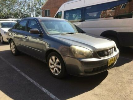 2006 Kia Magentis MG EX Grey 5 Speed Automatic Sedan