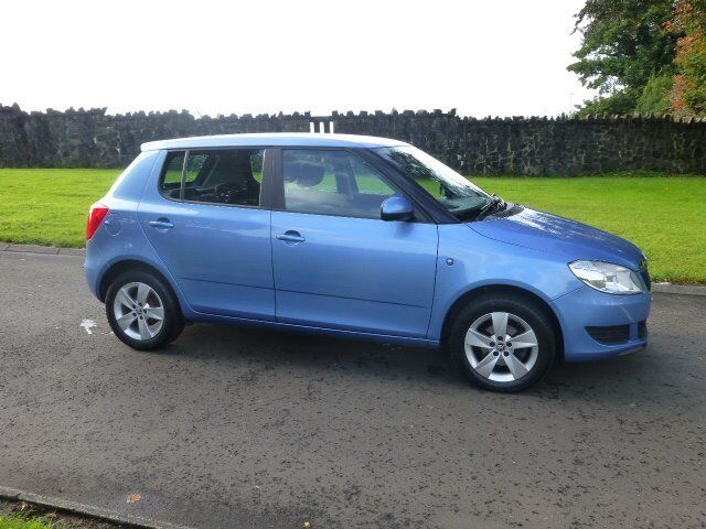 2014 SKODA FABIA 1.2 SE 5 DR ONLY 42000 MILES IMMACULATE THROUGHOUT FINANCE AVALIABLE
