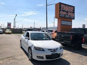 2008 Mazda MAZDA3 GT**AUTO**DRIVES WELL**AS IS SPECIAL