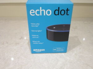 Amazon Echo Dot - 2nd Gen - Brand New