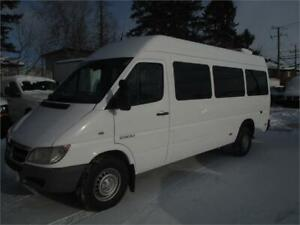DODGE SPRINTER 2500 ALLONGÉ DIESEL 2006 CONVERSION FINANCEMENT