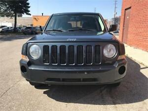 2008 Jeep Patriot Sport * ALLOYS, AUTO, CERTIFIED, 4 CYL!!**