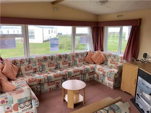 Caravan For SALE North West Coast Near The Sea 12 Month Season 2018 Pitch Fee's Included 12ft Wide