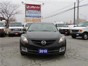 2010 Mazda Mazda6 GT |LEATHER|SUNROOF|BLUETOOTH| WE FINANCE!!!