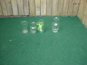 Various Glass flower vases Sarnia Sarnia Area image 1