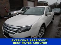 2011 Ford Fusion SEL Barrie Ontario Preview