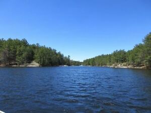 Waterfront Vacant Land Unorganized Twnshp, French River