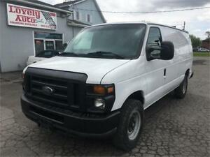 2012 Ford Econoline Cargo Van Commercial