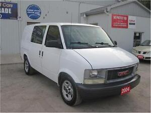 2004 GMC Safari Cargo Van NO ACCIDENTS MUST SEE ONE OWNER
