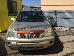 2003 Nissan Xtrail ST Hermit Park Townsville City Preview