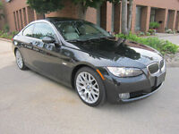 2007 BMW 3-Series 328xi AWD COUPE *NAVIGATION*