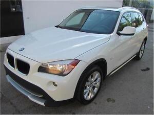 2012 BMW X1 28I/ FINANCEMENT MAISON $79 SEMAINE CARSRTOYS