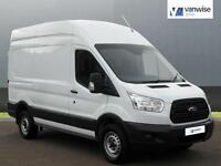 2016 Ford Transit 350 H/R P/V Diesel white Manual