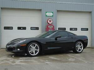 2008 Chevrolet C6 Corvette - 430 HP & ONLY 43,000 KM's