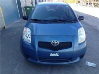 TOYOTA YARIS 2007 MANUAL 170000KM VERY CLEAN