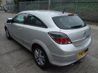Vauxhall Astra mk 5 3 Door Model Passengers Door in Silver