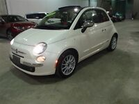 2013 FIAT 500c Small car with HUGE character, it's a cabrio too!