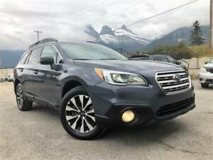 2015 Subaru Outback 3.6R Limited | CLEAN CARPROOF | LEATHER