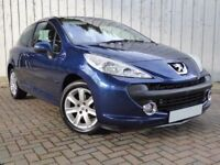 Peugeot 207 1.6 Sport ....Lovely Low Mileage 207 Sport with Fabulous Service History