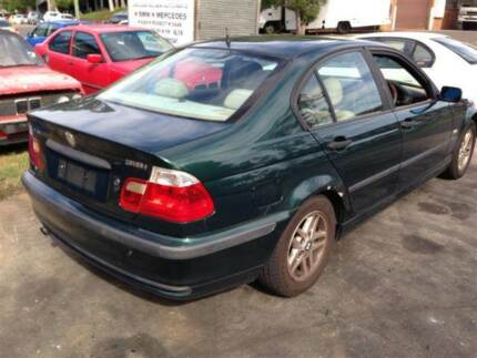 BMW 318I******1999******2001******2003 2004 GREEN WRECKING CAR P Northmead Parramatta Area Preview
