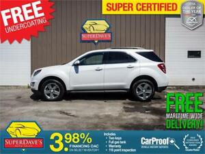 2016 Chevrolet Equinox LT *Warranty* $129.05 Bi-Weekly OAC