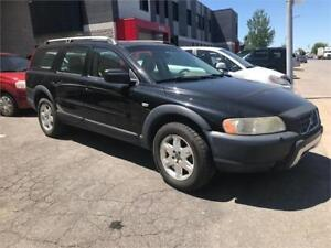 VOLVO XC70 2005 AWD / AUTO/ CUIR/ MAGS/ TOIT OUVRANT/ PROPRE !!