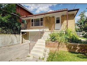 Great Investment! Separate In-Law, Raised Bungalow!