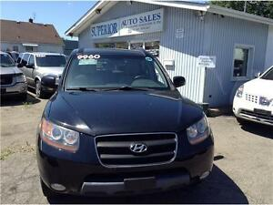 2008 Hyundai Santa Fe Fully Certified and Etested!