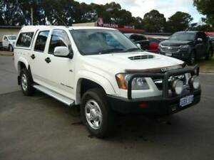 2010 Holden Colorado LX Automatic Ute Collie Collie Area Preview